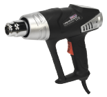 Sealey HS103K Hot Air Gun Kit 2-Speed 350°C/600°C